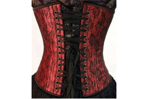 Steel Boned Corsets Burlesque Diva Celebrate Burlesque - Costumes, Shoes, and Accessories for Performers