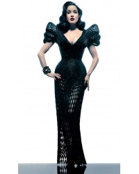 Fashion Meets Technology - The First 3D Printed Dress