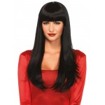 Banging Long Straight Wig at Burlesque Diva, Celebrate Burlesque - Costumes, Shoes, and Accessories for Performers
