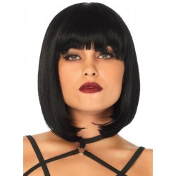Short Natural Bob Wig Burlesque Diva Celebrate Burlesque - Costumes, Shoes, and Accessories for Performers