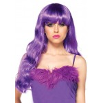 Bright Long Wavy Wig at Burlesque Diva, Celebrate Burlesque - Costumes, Shoes, and Accessories for Performers