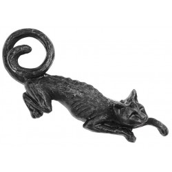 Cat Sith Hair Slide Barrette Burlesque Diva Celebrate Burlesque - Costumes, Shoes, and Accessories for Performers