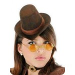 Steampunk Female Hat and Accessories Kit at Burlesque Diva, Celebrate Burlesque - Costumes, Shoes, and Accessories for Performers