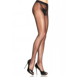 Lycra Ultra Sheer Support Pantyhose 3 Pack Burlesque Diva Celebrate Burlesque - Costumes, Shoes, and Accessories for Performers