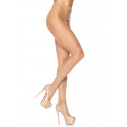 Crotchless Sheer Panythose - Pack of 3 Burlesque Diva Celebrate Burlesque - Costumes, Shoes, and Accessories for Performers