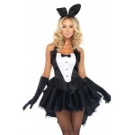 Tux and Tails Bunny Costume at Burlesque Diva, Celebrate Burlesque - Costumes, Shoes, and Accessories for Performers