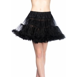 Plus Size Layered Tulle Petticoat Burlesque Diva Celebrate Burlesque - Costumes, Shoes, and Accessories for Performers