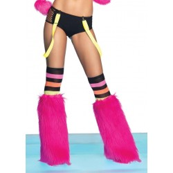 Neon Color Suspenders Burlesque Diva Celebrate Burlesque - Costumes, Shoes, and Accessories for Performers