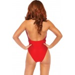 Shimmer Sequin Halter Bodysuit at Burlesque Diva, Celebrate Burlesque - Costumes, Shoes, and Accessories for Performers